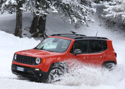 JEEP RENEGADE MY17