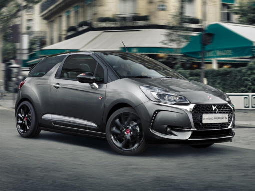 DS3 BLUEHDI 75 SO CHIC