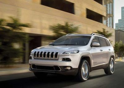 JEEP CHEROKEE MY17