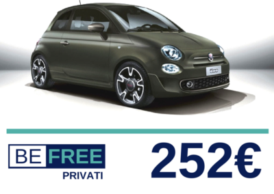FIAT 500 S (6) LOUNGE
