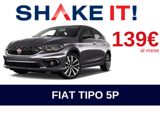 SHAKE IT! FIAT TIPO 5P